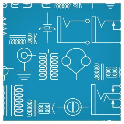 دانلود فونت رایگان سمبل ، نماد و علائم الکتریکی (برق)