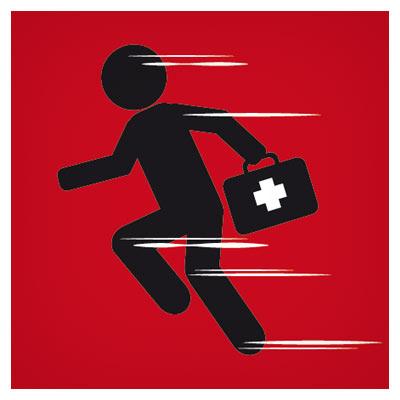 وکتور رایگان فوریت های پزشکی (اورژانس)