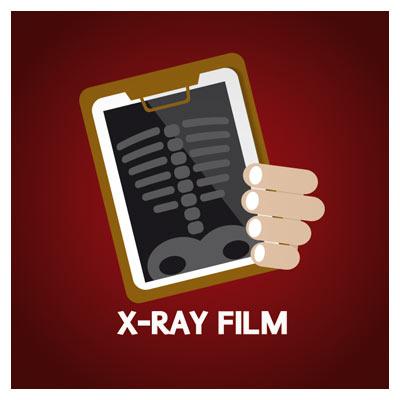 وکتور رایگان فیلم اشعه ایکس (x-ray)