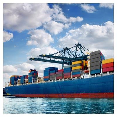 عکس با کیفیت حمل و نقل با کشتی