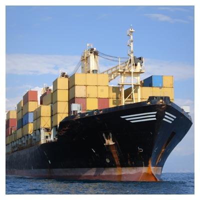 عکس با کیفیت کشتی باربری