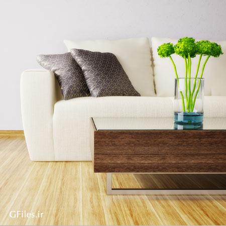 عکس با کیفیت دکوراسیون داخلی خانه