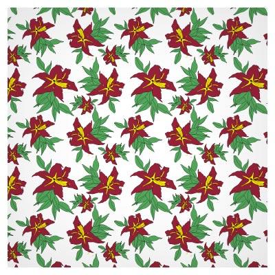 دانلود رایگان پترن گل (Seamless Flower Pattern)
