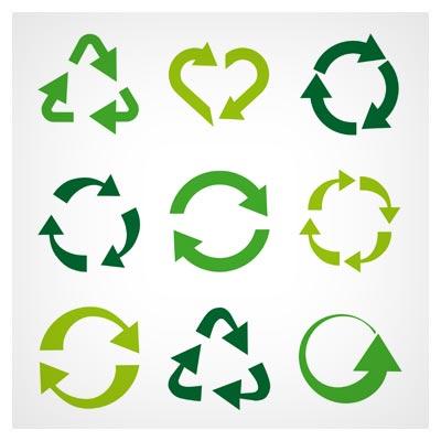 مجموعه علائم به روزرسانی ، بازیافت با فرمت برداری