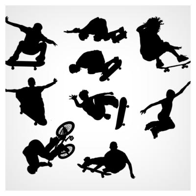 دانلود رایگان مجموعه شیپ skateboarding (اسکیت سواری)