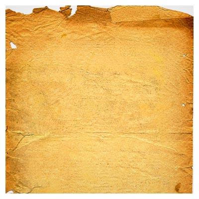 عکس با کیفیت بالای کاغذ قدیمی با حاشیه های پاره شده