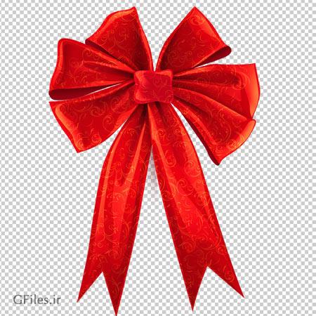 فایل با کیفیت دوربری شده png روبان قرمز (Ribbon PNG Clipart)