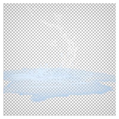 فایل ترانسپرنت دوربری شده آب و قطره (Transparent Water PNG Clipart)