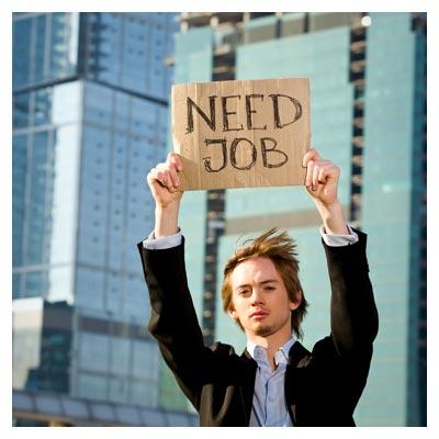 تصویر با کیفیت با موضوع مرد جویای کار (Need Job Photo)