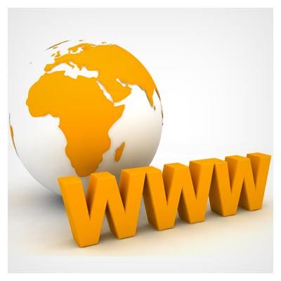 دانلود پس زمینه سه بعدی با موضوع وب و اینترنت (www)