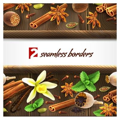 دانلود وکتور پس زمینه با طرح غذاهای سنتی چینی ، ادویه و ... با فرمت های لایه باز eps و ai