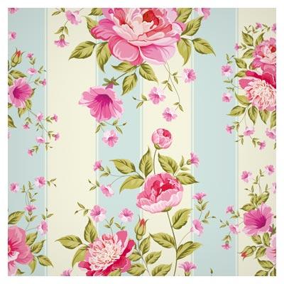 بکگراند زیبا با طرح گل های رز صورتی مناسب برای طراحی کارت پستال و کارت دعوت
