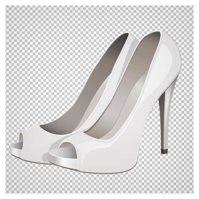 دانلود تصویر دوربری شده (png) کفش های زنانه مجلسی با کیفیت بالا