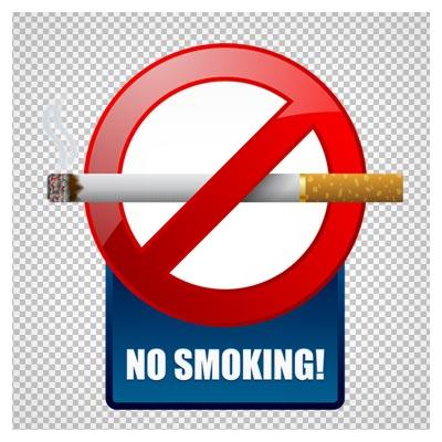 دانلود فایل دوربری شده و بدون پس زمینه سیگار کشدن ممنوع کارتونی با پسوند png
