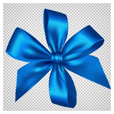 دانلود فایل دوربری شده و فاقد بکگرند پاپیون چهار پر آبی کارتونی با فرمت png با کیفیت بالا