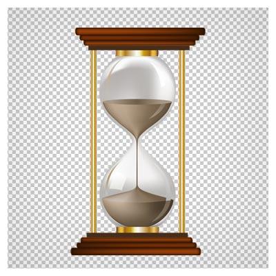 دانلود فایل دوربری شده ساعت جیوه ای ایستاده با فرمت png