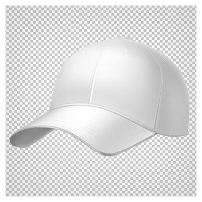 دانلود کلاه نقاب دار سفید ورزشی به صورت فایل ترانسپرنت و دوربری شده