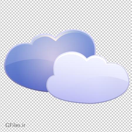 دانلود ابرهای کارتونی سه بعدی به صورت فایل ترانسپرنت و دوربری شده