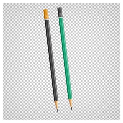 دانلود مدادهای طراحی اچ بی (hb) بصورت فایل دوربری شده بدون پس زمینه