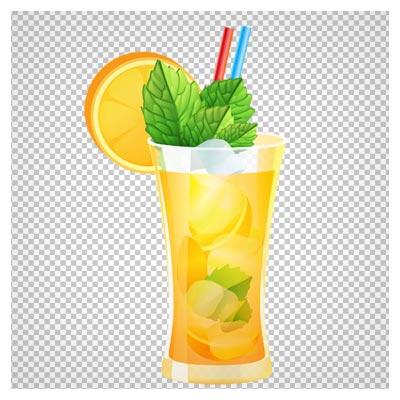 دانلود نوشیدنی موهیتو (Mojito) بصورت فایل فاقد پس زمینه و دوربری شده