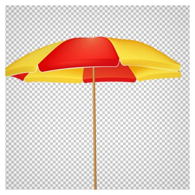 دانلود سایبان دو رنگ ایستاده چتری با فرمت png به صورت ترانسپرنت و بدون پس زمینه