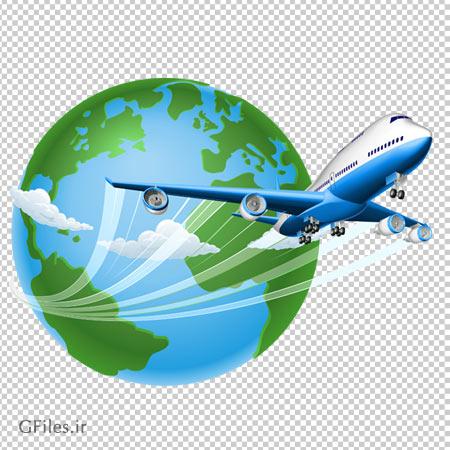 دانلود آرم و نماد هواپیماهای جهانی بصورت دوربری شده با پسوند png