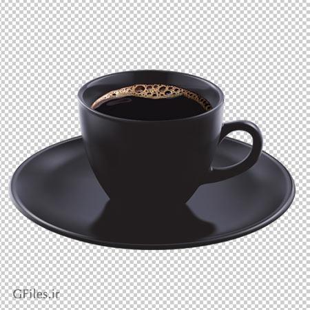 دانلود قهوه در فنجان بدون پس زمینه و فرمت png