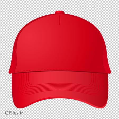 دانلود کلاه دوردوزی قرمز نقاب دار با پسوند png و فاقد بکگرند
