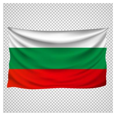 دانلود تصویر دوربری شده کشور بلغارستان با پسوند پی ان جی