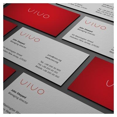 دانلود موکاپ کارت ویزیت های چیده شده در کنار هم با امکان نمایش دو طرح رو و پشت کارت