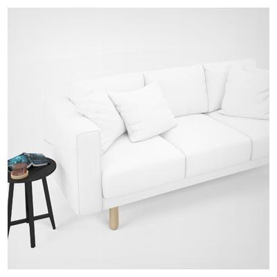 موکاپ (Mockup) نمایش طرح پارچه دلخواه بصورت سه بعدی روی کوسن و مبل