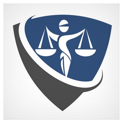 دانلود طرح لایه باز نماد عدالت و برابری به صورت ترازو در دست فرد با دو فرمت ai و eps