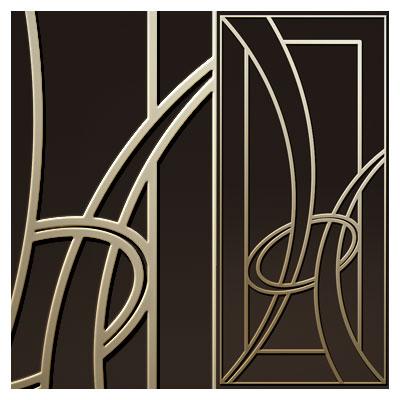 دانلود طرح آماده مناسب برای حکاکی یا برش روی درب چوبی یا فلزی