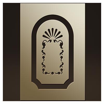 طرح لایه باز لیزر و cnc مناسب برای درب چوبی یا فلزی
